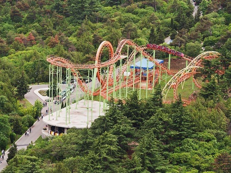 Mtatsminda-Amusement-Park