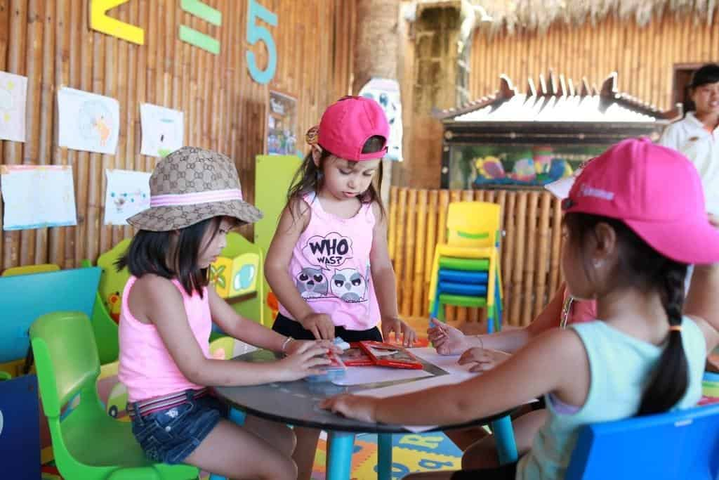 Novotel Lombok Resort and Villa Kids Club