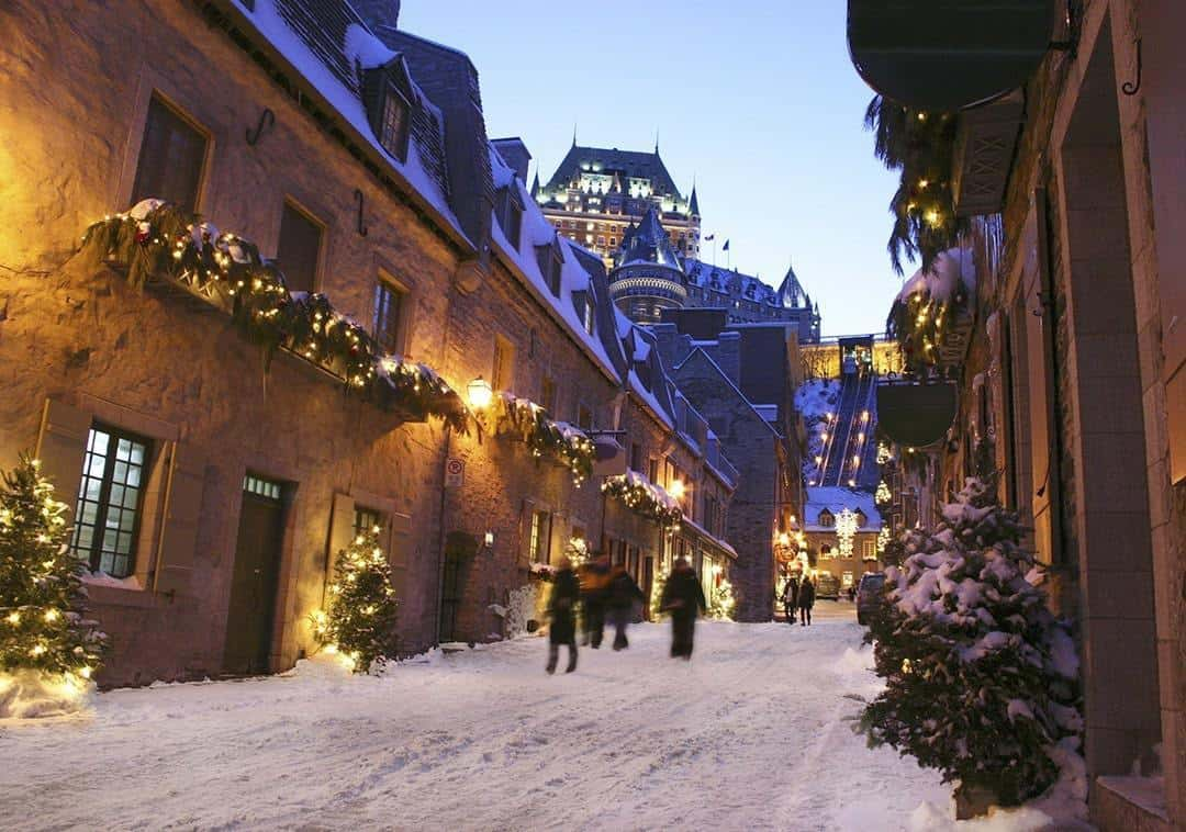 Best Christmas trips for families