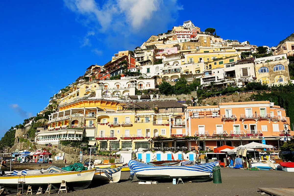Wondering Which Is The Best Town To Stay In Amalfi Coast?