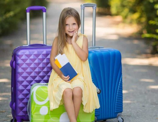 The Best Kids Luggage on Wheels that Money can Buy!