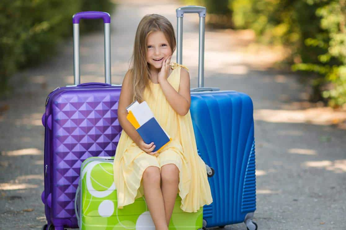 The Best Kids Luggage On Wheels That Money Can Buy 2019
