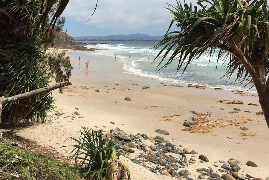 Wategos Beach NSW