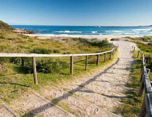 Best beaches in NSW Australia