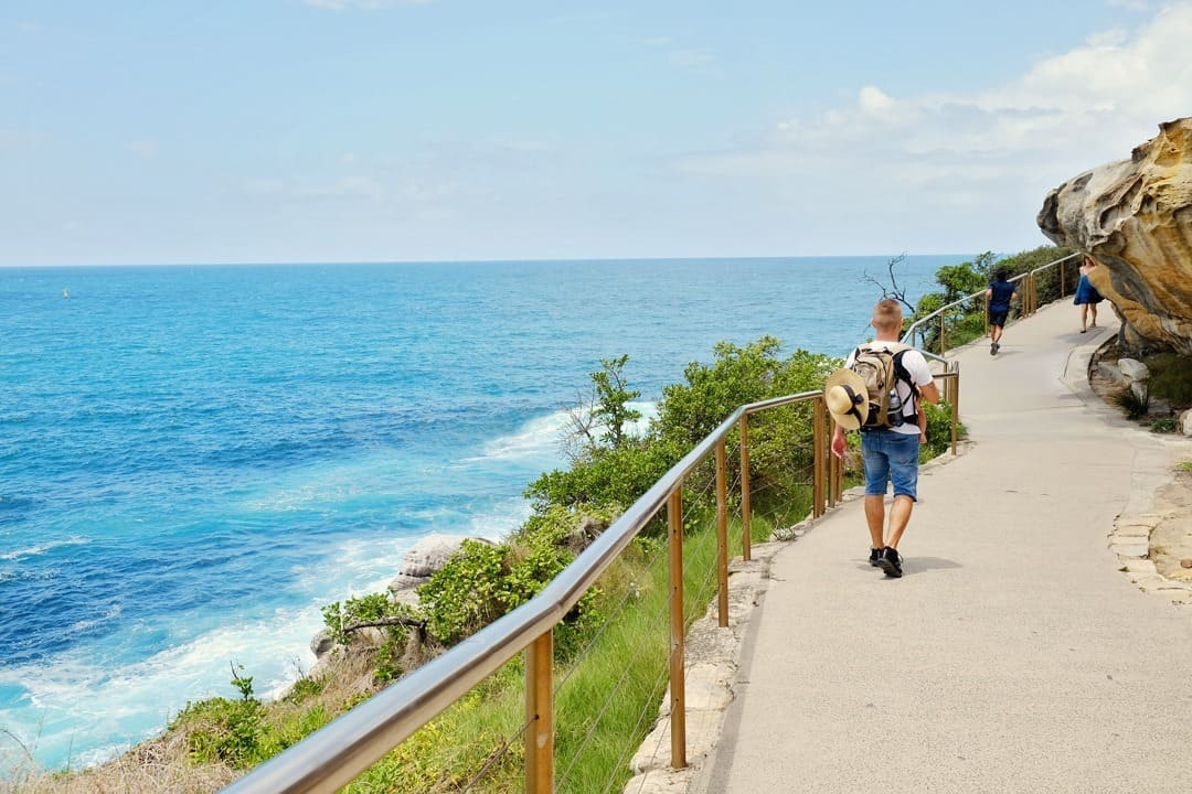 bondi to coogee Coastal walk One of the best Sydney Coast Walks!