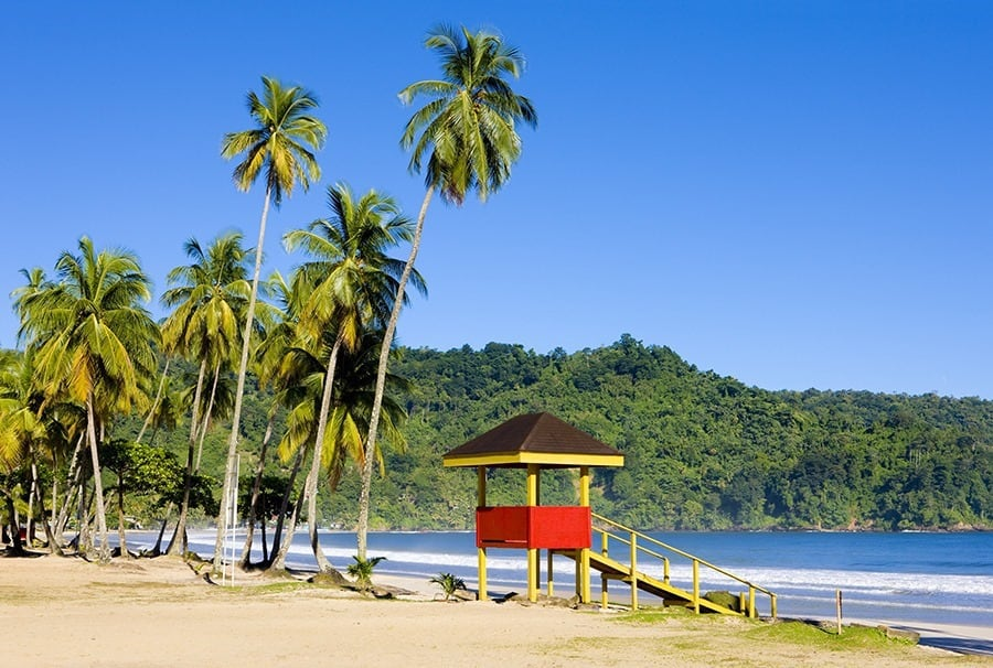 Maracas Bay, Trinidad, Trinidad and Tobago