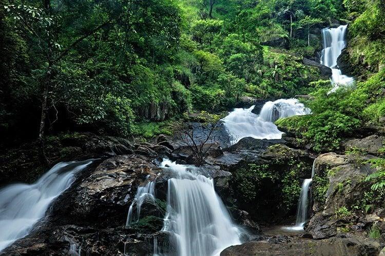 Irpu Falls,Coorg,Karnataka