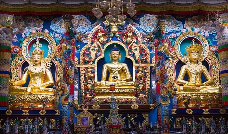 Buddhist Trinity