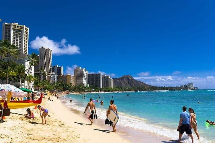 Hawaii with a baby, kids or teenager