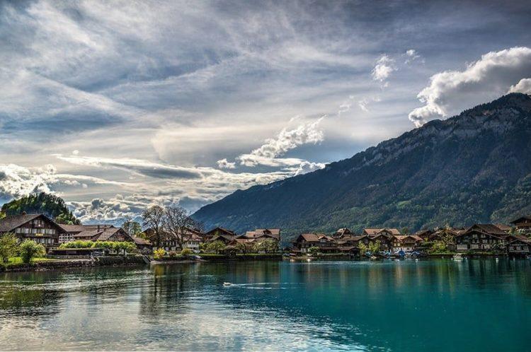 Interlanken, Swiss beautiful places