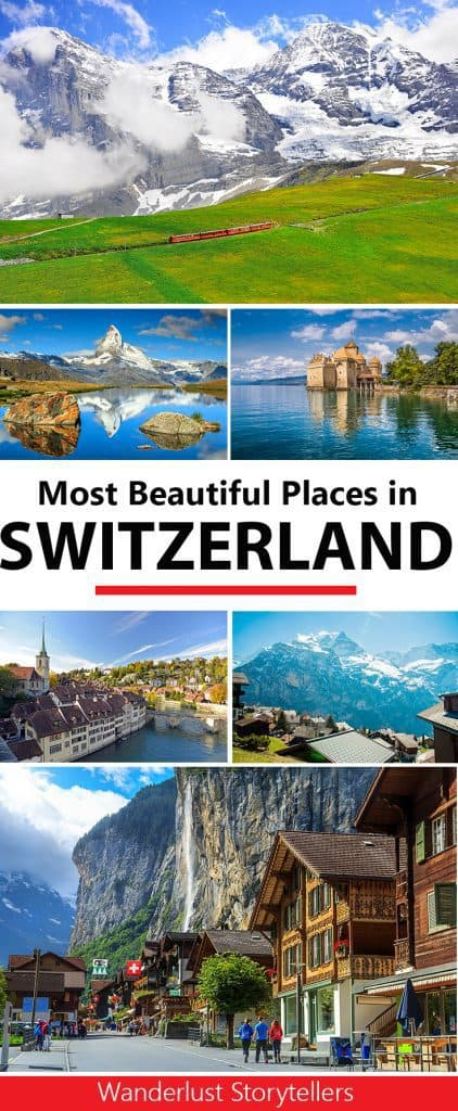 12 of the Most Beautiful Places in Switzerland