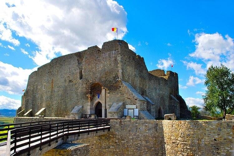 Ruin Castle - Cetatea