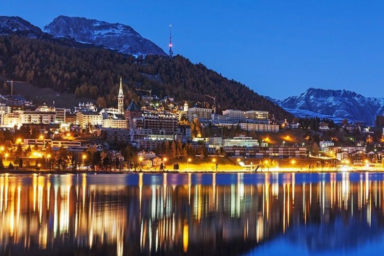 St.Moritz, Best spots in Switzerland