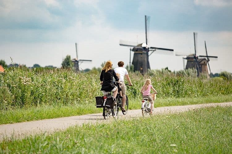 adventure family holidays in Holland