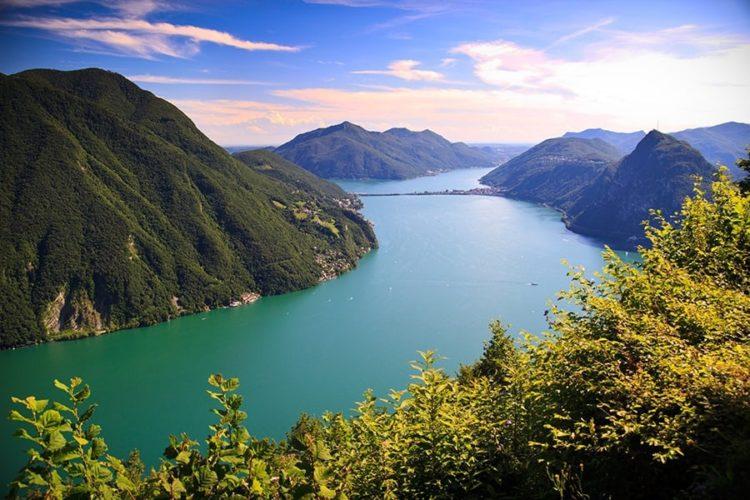 Lake Lugano, Most Beautiful Place Switzerland