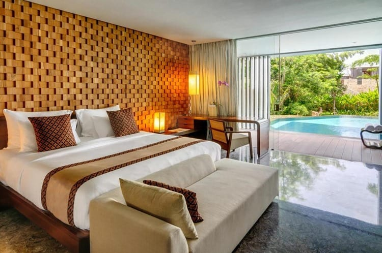 Anantara Uluwatu Bali Resort Garden Suite