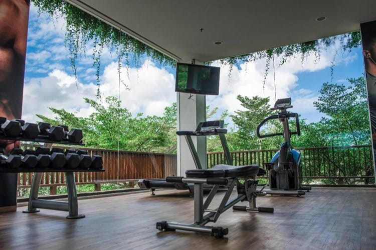 Anantara Uluwatu Bali Resort Gym