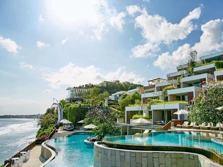 Anantara Uluwatu Bali Resort Pool