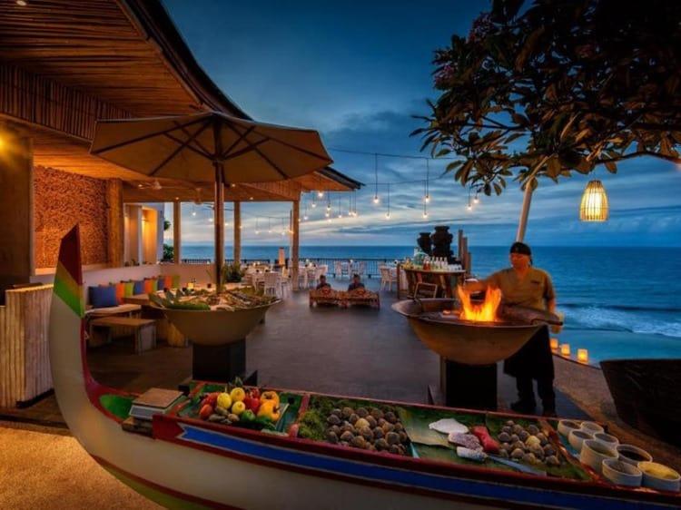 Anantara Uluwatu Bali Resort Restaurant