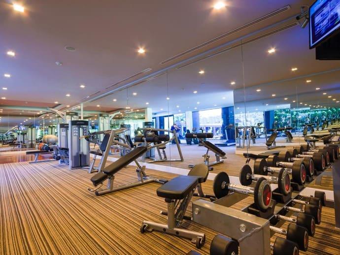 Avista Hideaway Phuket Resort Fitness Centre