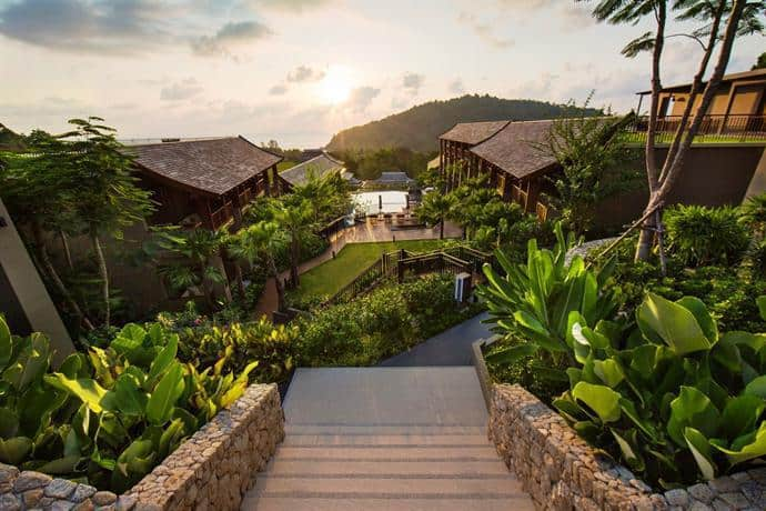 Avista Hideaway Phuket Resort Look
