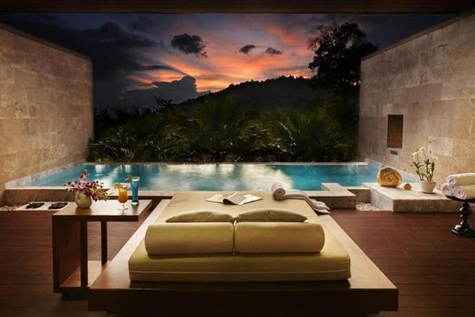 Avista Hideaway Phuket Resort Room with Pool