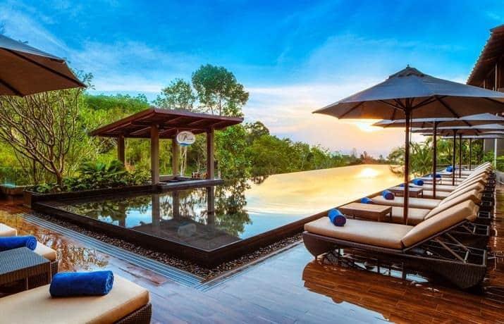 Avista Hideaway Resort Spa Review