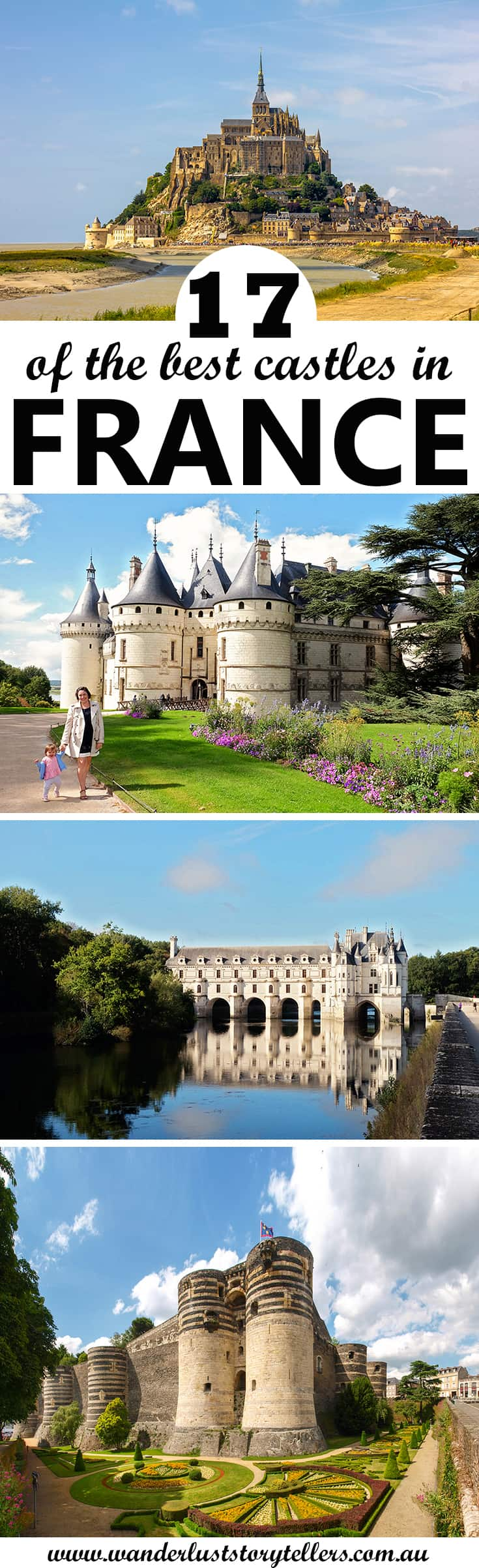 17 of the Best Castles in France to Visit