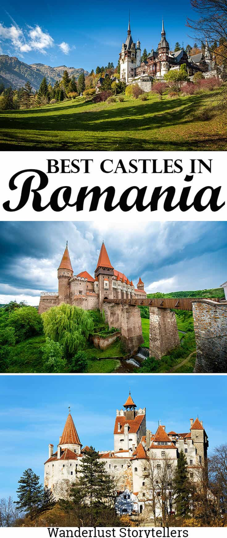 13 of the Best Castles in Romania