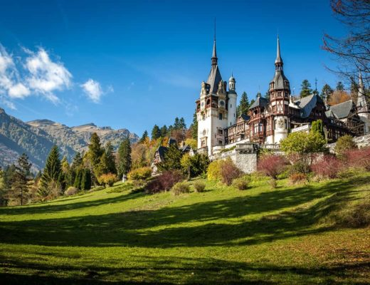 Best Castles in Romania