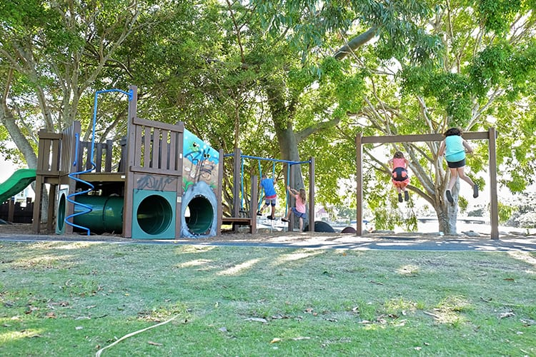 Noosa Playgrounds for Kids