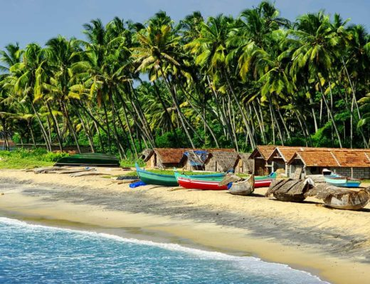 Best Time to Visit Goa India