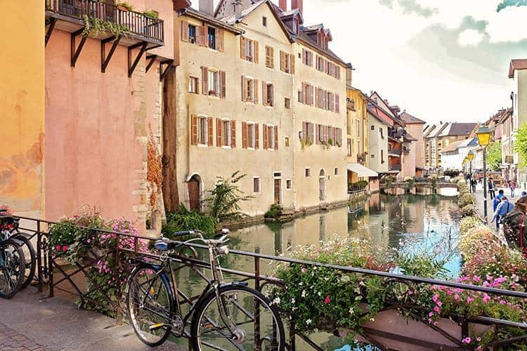 Things to do in Annecy Old Town