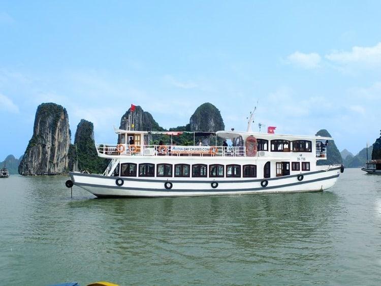 Alova Cruises Halong Bay