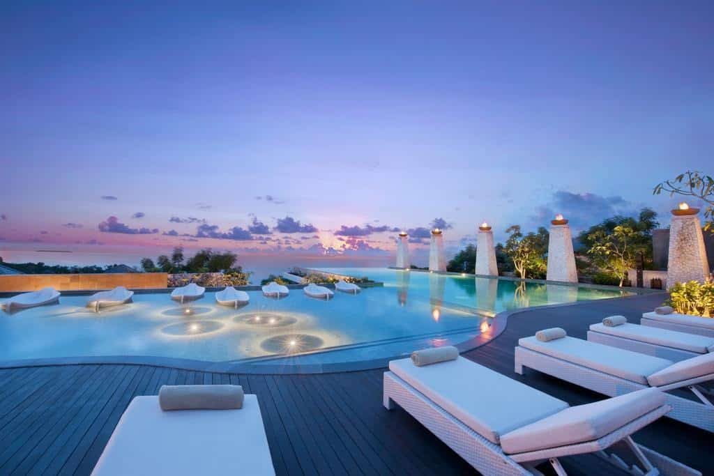 Guide to 18 of the best family hotels and resorts in bali for Family hotels bali