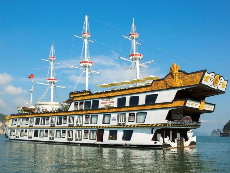 Dragon Legend Cruise Halong Bay