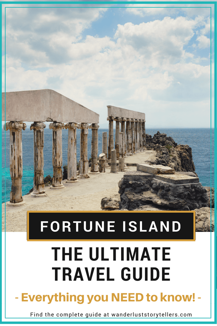 The only guide you will need for Fortune Island in Batangas, Philippines. Click to see our post and plan for your escape to this beautiful isolated island in the Philippines. #batangas #philippines #travelblogger