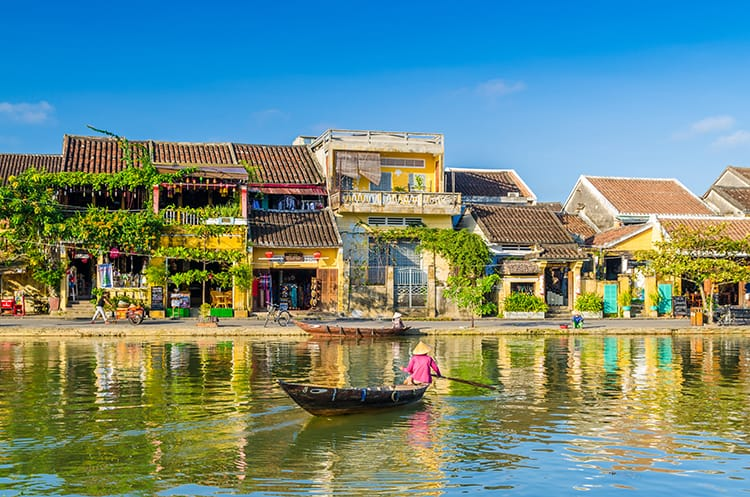 Hoi An old Town Vietnam - Best Places to go in Vietnam