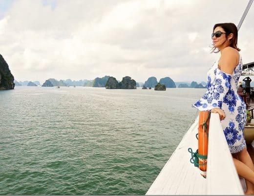 Indochina Junk Halong Bay Relaxation
