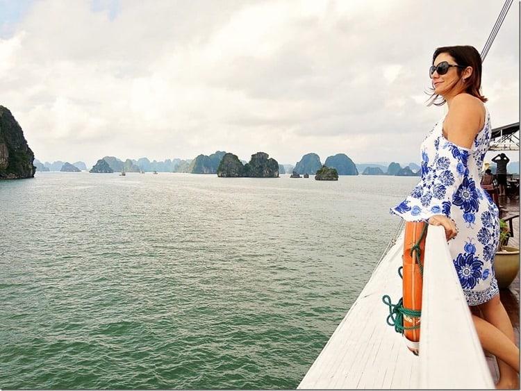 Indochina Junk Halong Bay - Indochina Sails Halong Bay - Best Halong Bay Cruise