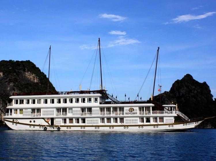 Jasmine Heritage Line Halong Bay