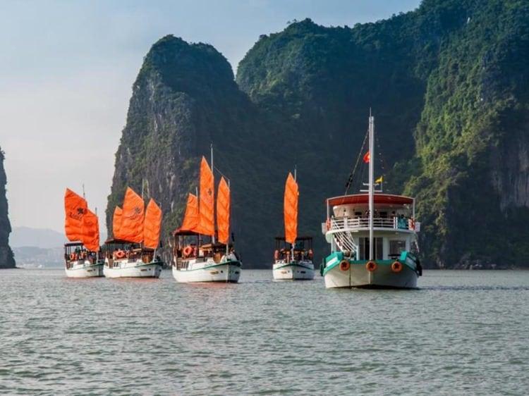 L Azalee Cruise Halong Bay
