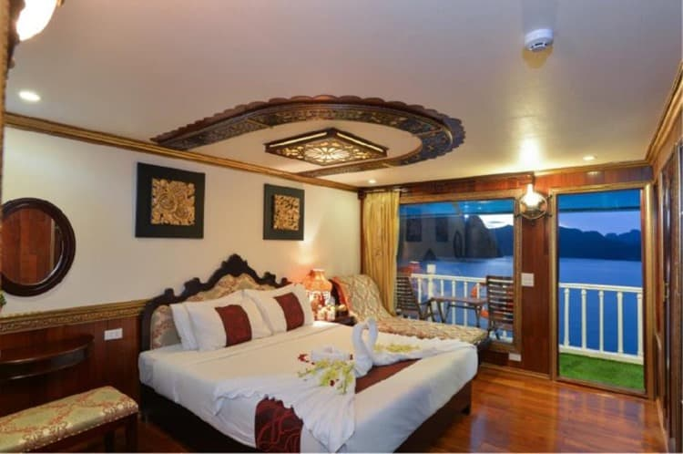 Oasis Cruise Halong Bay Rooms