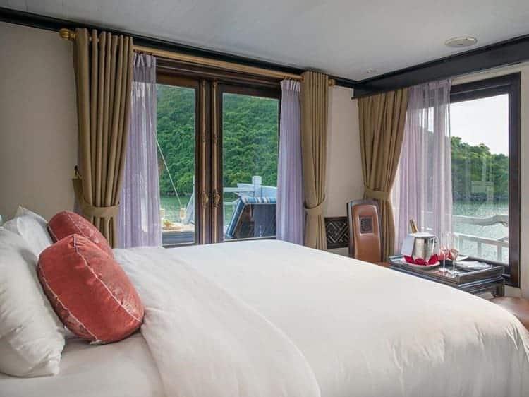 Paradise Cruise Halong Bay Rooms