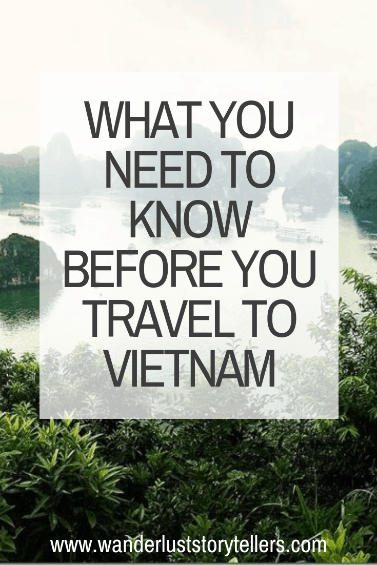 Travel to Vietnam Tips
