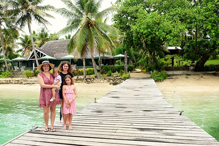 Aore Island Resort Review