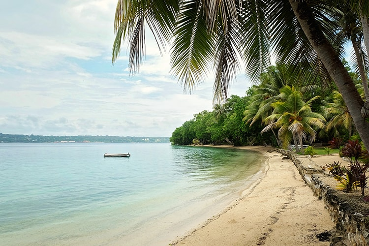 Aore Island Santo Island Vanuatu