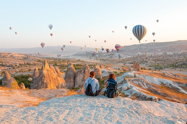 Best Places to go in Turkey