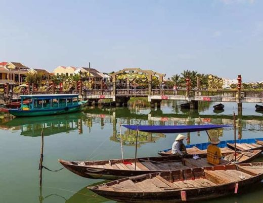 How to Get from Hanoi to Hoi An