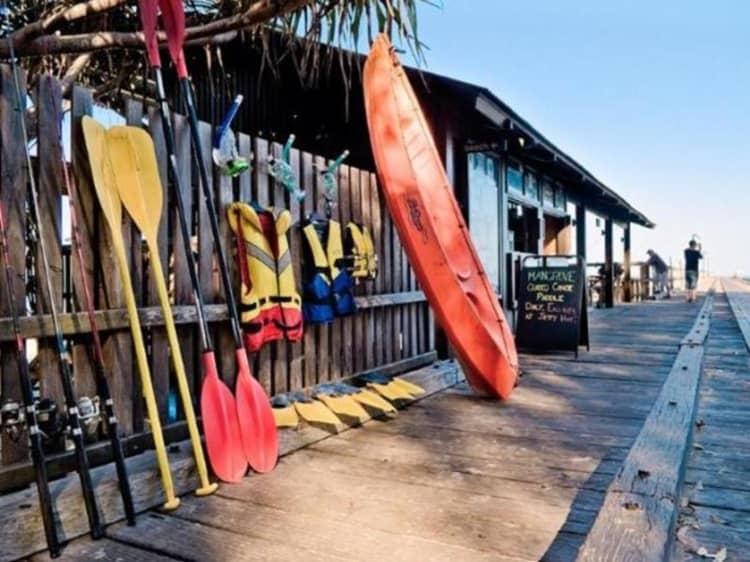 Kingfisher Bay Fraser Island Activities 2